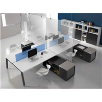 Acrylic Dividers - Office/Desk