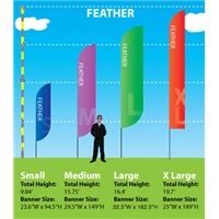 Feather Flags - Call for pricing