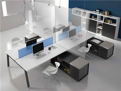 Acrylic Dividers - Desks